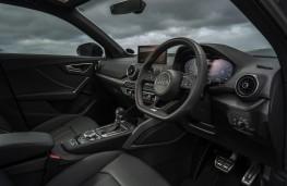 Audi SQ2, 2019, cabin