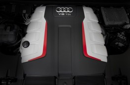 Audi SQ7, V8 TDI diesel engine