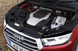 Audi SQ5, 2018, engine