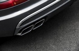 Audi SQ7, exhaust
