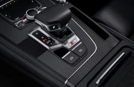 Audi SQ5, 2019, gear lever