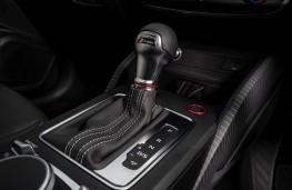 Audi SQ2, 2019, gear lever