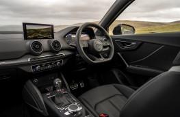Audi SQ2, 2019, interior