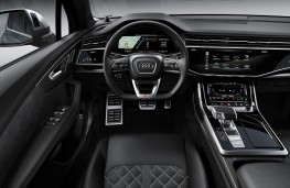 Audi SQ7 TDI, 2019, interior