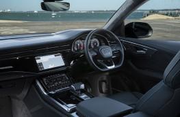 Audi SQ8, 2019, interior