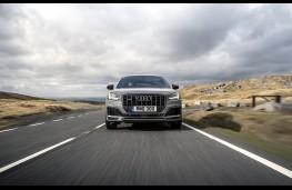 Audi SQ2, 2019, nose
