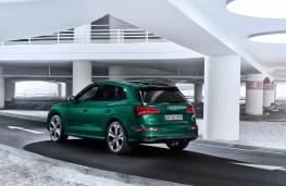 Audi SQ5, 2019, rear
