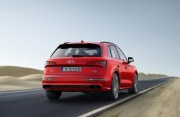 Audi SQ5, 2017, rear