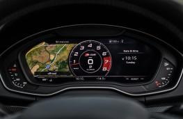 Audi SQ5, 2018, instrument panel