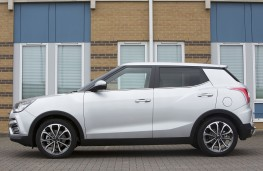 SsangYong Tivoli Ultimate side