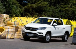 SsangYong Musso, EX 3