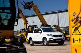 SsangYong Musso, EX4