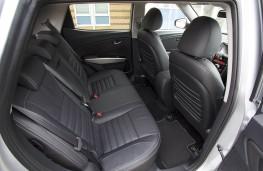 SsangYong Tivoli Ultimate rear seat