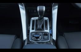Mitsubishi Shogun Sport, 2018, gear lever