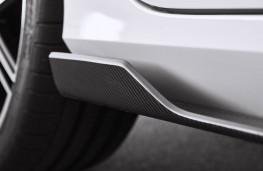 Volvo S60 Polestar, 2018, carbon fibre sill