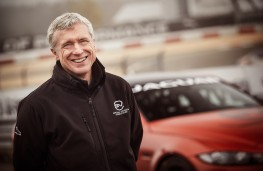 Mark Stanton, director of Jaguar Land Rover Special Vehicle Operations