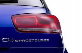 Citroen C4 Space Tourer, 2018, badge