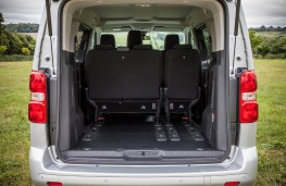 Citroen SpaceTourer, boot