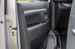 Citroen SpaceTourer, door pocket