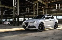 Alfa Romeo Stelvio Veloce Ti, 2020, front