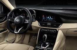 Alfa Romeo Stelvio, 2020, interior