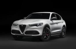 Alfa Romeo Stelvio Ti, 2019, front