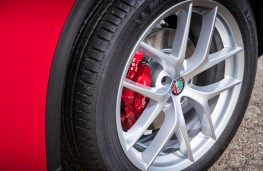 Alfa Romeo Stelvio, 2017, wheel
