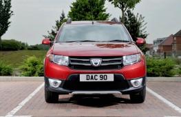 Dacia Sandero Stepway, face