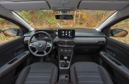 Dacia Sandero Stepway, 2020, interior