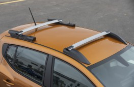 Dacia Sandero Stepway, 2020, roof rails