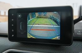Dacia Sandero Stepway, 2021, display screen, camera