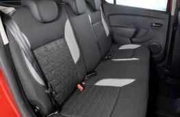 Dacia Sandero Stepway, seats