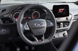 Ford Fiesta ST, 2017, interior