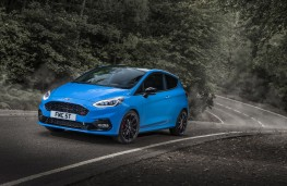 Ford Fiesta ST-Line, front