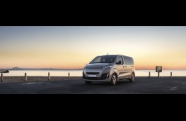 Citroen SpaceTourer Rip Curl, 2018, front, wide