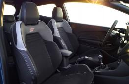 Ford Fiesta ST, 2017, seats