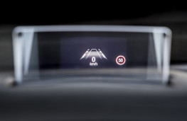 Ford Focus ST, 2019, head up display