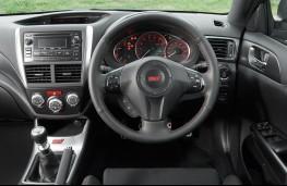 Subaru WRX STI, interior