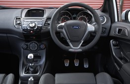 Ford Fiesta ST, interior
