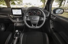 Ford Fiesta ST, 2018, interior