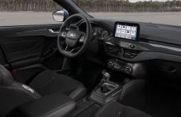 Ford Focus ST, 2019, interior