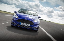 Ford Fiesta ST, nose