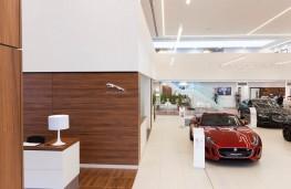 JLR dealership, 2016, Stockport, Jaguar