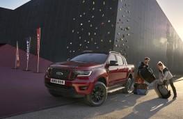 Ford Ranger Stormtrak, 2021, front