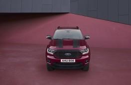 Ford Ranger Stormtrak, 2021, nose