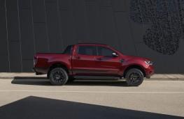 Ford Ranger Stormtrak, 2021, side