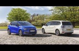Citroen C4 Space Tourer and Grand C4 Space Tourer, 2018