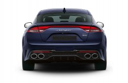 Kia Stinger, 2020, rear