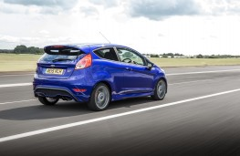 Ford Fiesta ST, rear