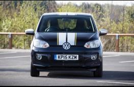 Volkswagen Street up!, nose